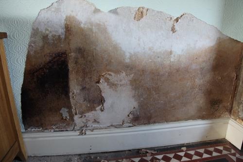 Condensation related dampness in buildings - Humedad por condensacion en paredes ...