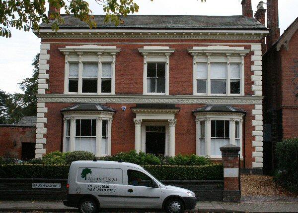 Restoration of decorative Victorian plasterwork in a